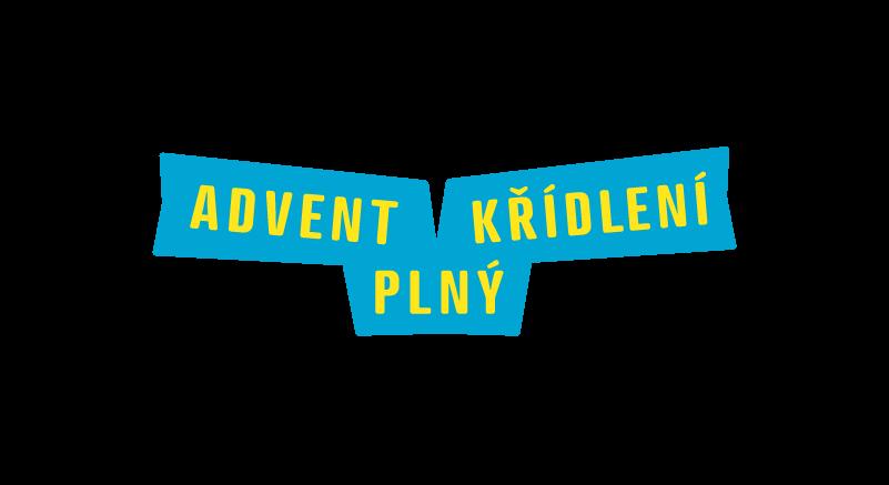Advent plný Křídlení logo
